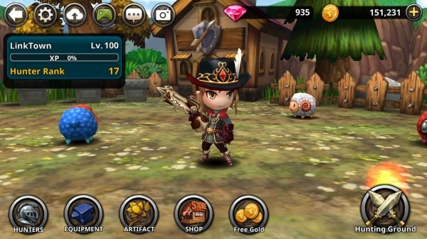 Demong Hunter - Action RPG Android Game Image 1