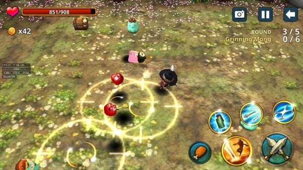Demong Hunter - Action RPG Android Game Image 3