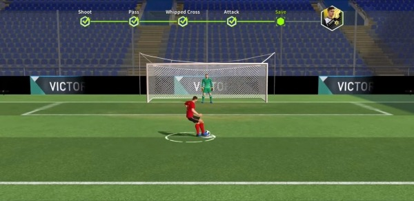 Dream Score: Soccer Champion Android Game Image 2