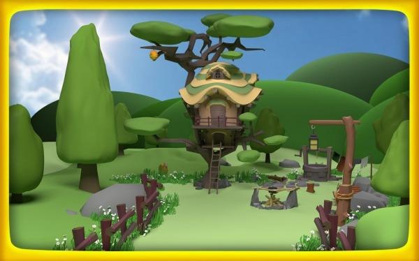 Treasure Hunter Escape Android Game Image 1
