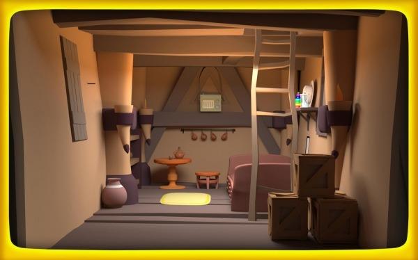 Treasure Hunter Escape Android Game Image 2