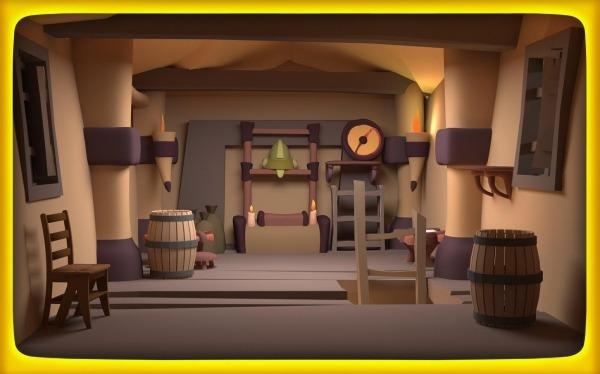 Treasure Hunter Escape Android Game Image 3