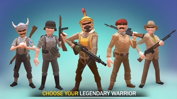 War Ops: WW2 Action Games Android Game Image 1