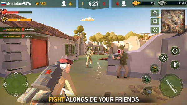 War Ops: WW2 Action Games Android Game Image 4