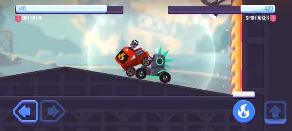 Power Machines! Android Game Image 4