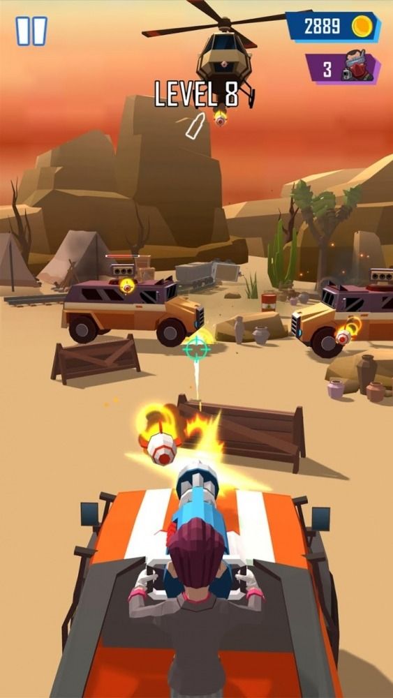 Bullet Master Android Game Image 1