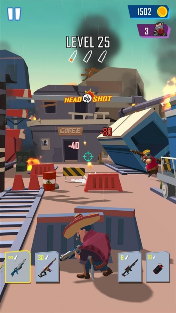 Bullet Master Android Game Image 3