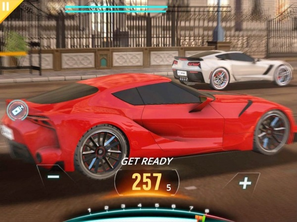 Racing Go Android Game Image 1