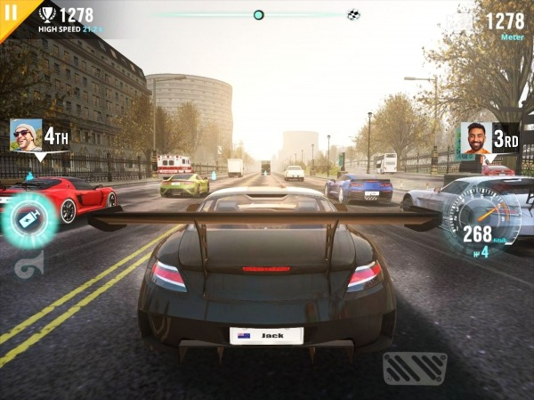 Racing Go Android Game Image 2