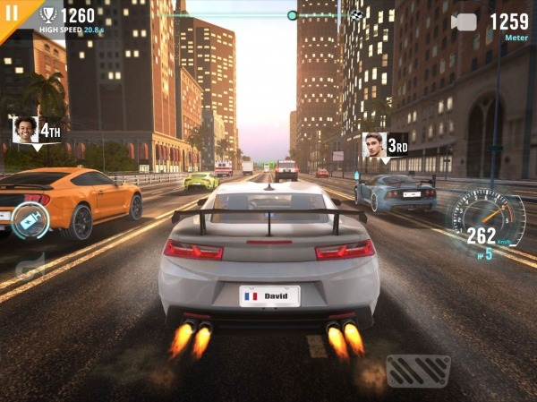 Racing Go Android Game Image 3