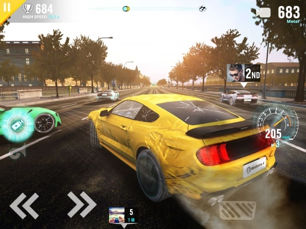 Racing Go Android Game Image 4