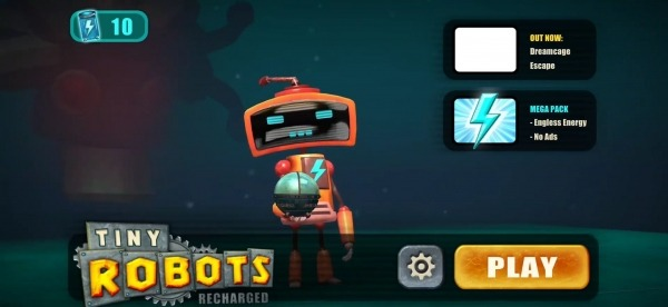 Tiny Robots Recharged Android Game Image 1