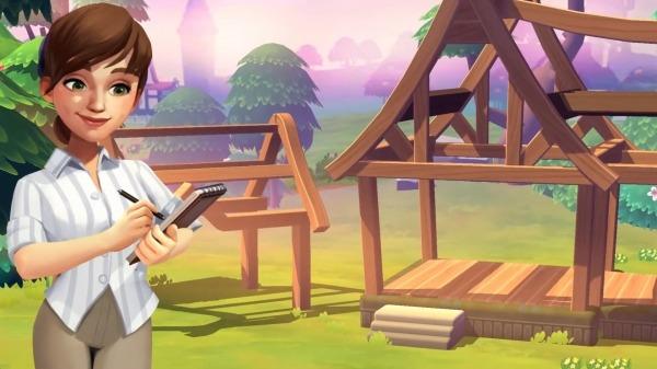 Big Farm: Home & Garden Android Game Image 1
