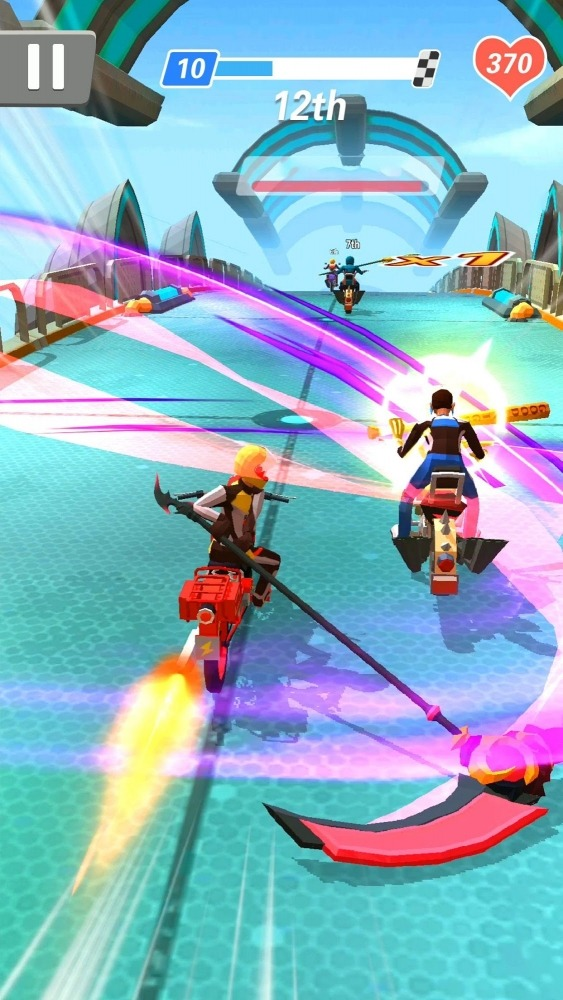 Racing Smash 3D Android Game Image 3