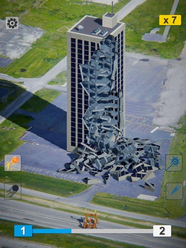Demolish! Android Game Image 4