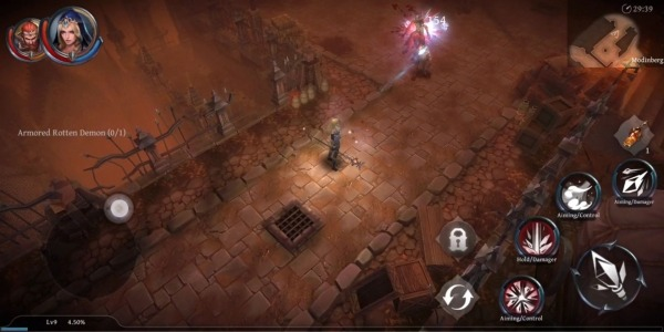 Raziel: Dungeon Arena Android Game Image 4