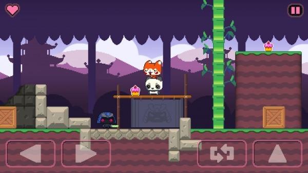 Swap-Swap Panda Android Game Image 2