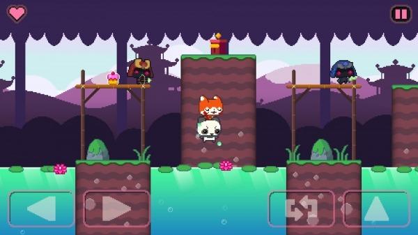 Swap-Swap Panda Android Game Image 3