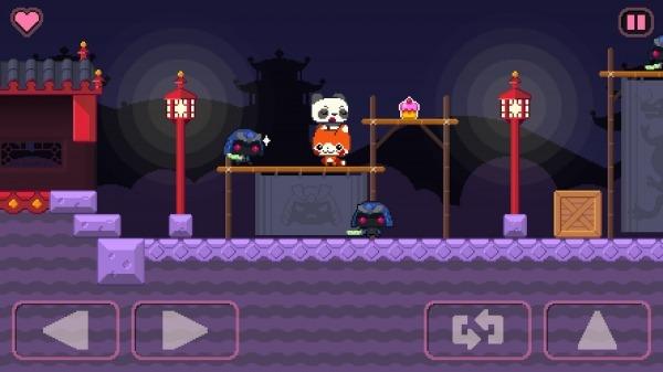 Swap-Swap Panda Android Game Image 4