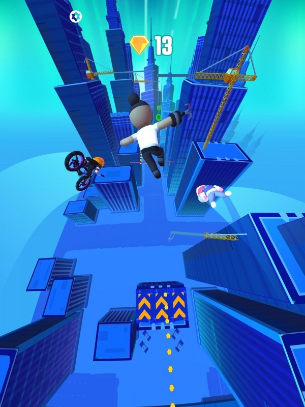 Swing Loops - Grapple Hook Race Android Game Image 3