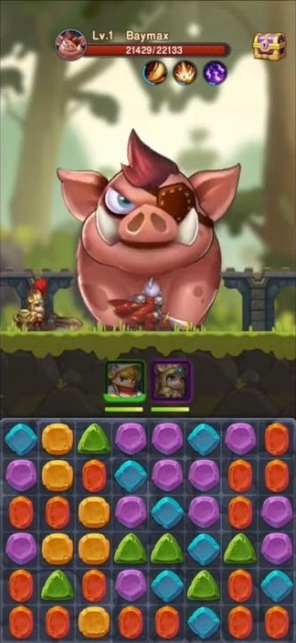 Rune Heroes Android Game Image 1