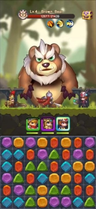 Rune Heroes Android Game Image 3