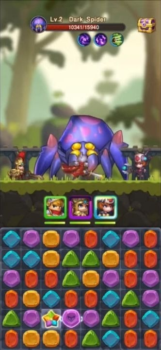 Rune Heroes Android Game Image 4