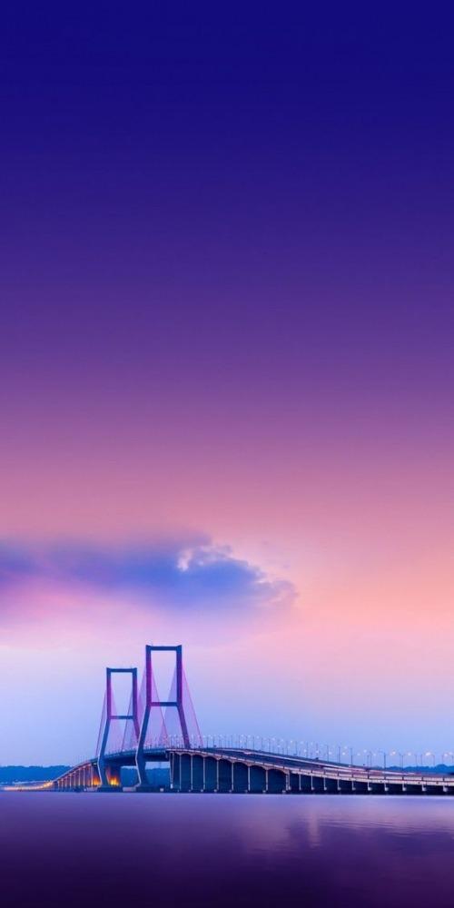 Bridge Mobile Phone Wallpaper Image 1