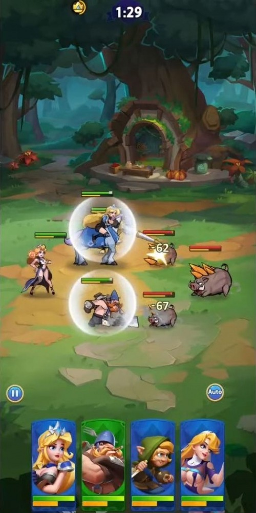 Mega Champions Android Game Image 4