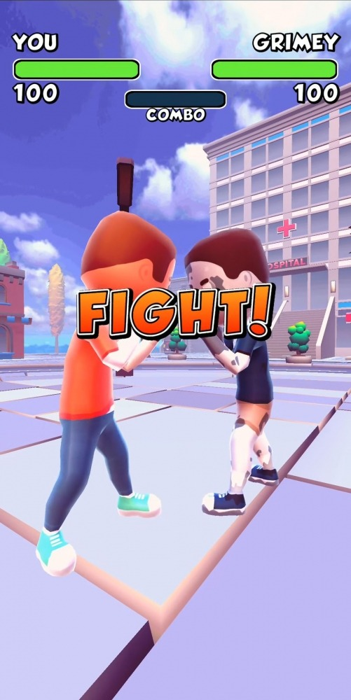 Swipe Fight! Android Game Image 1
