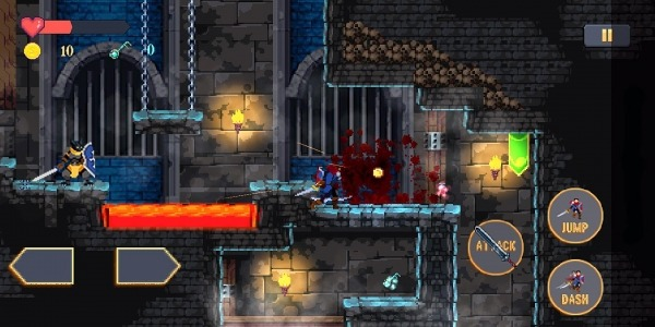Castle Of Varuc: Action Platformer 2D Android Game Image 1