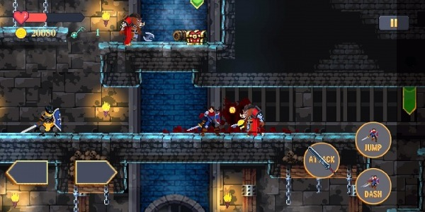 Castle Of Varuc: Action Platformer 2D Android Game Image 2