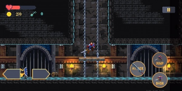 Castle Of Varuc: Action Platformer 2D Android Game Image 3