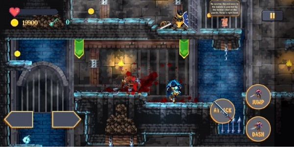 Castle Of Varuc: Action Platformer 2D Android Game Image 4
