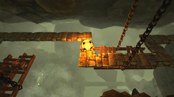 Dungeon Ball - Balance Ball Android Game Image 2