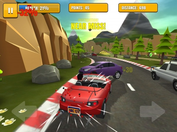 Faily Brakes 2 Android Game Image 1