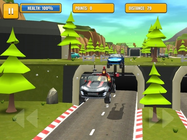 Faily Brakes 2 Android Game Image 3
