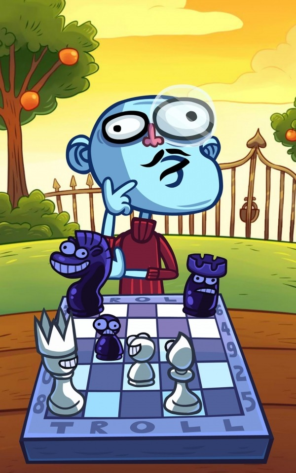 Troll Face Quest: Silly Test 3 Android Game Image 4