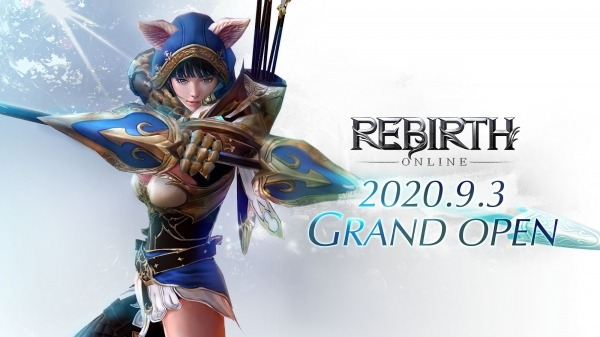 Rebirth Online Android Game Image 1