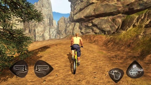 Mountain Bike Freeride Android Game Image 4