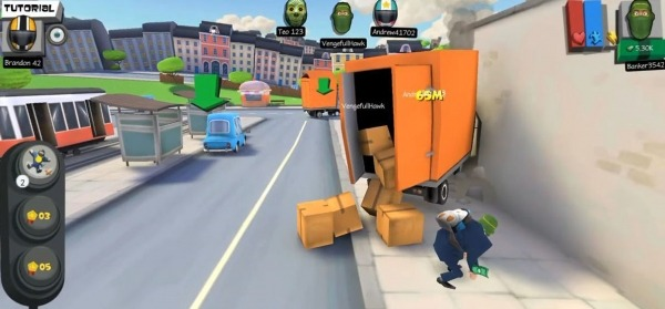 Snipers Vs Thieves: Classic! Android Game Image 1