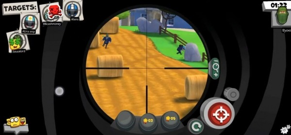 Snipers Vs Thieves: Classic! Android Game Image 3
