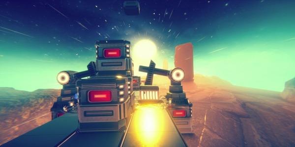 Super Glitch Dash Android Game Image 1