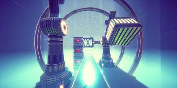 Super Glitch Dash Android Game Image 2