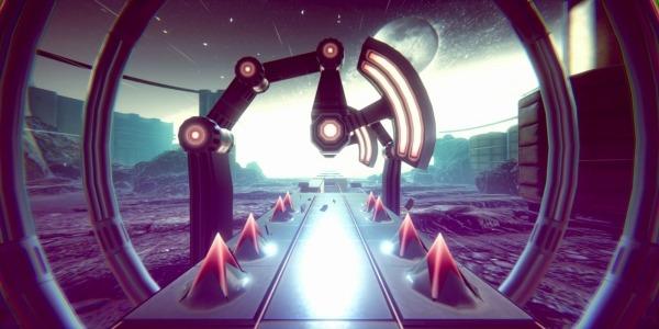 Super Glitch Dash Android Game Image 3