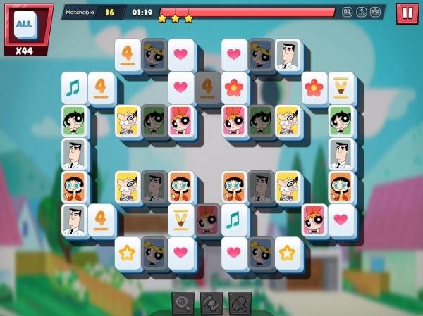 The Powerpuff Girls Smash Android Game Image 1