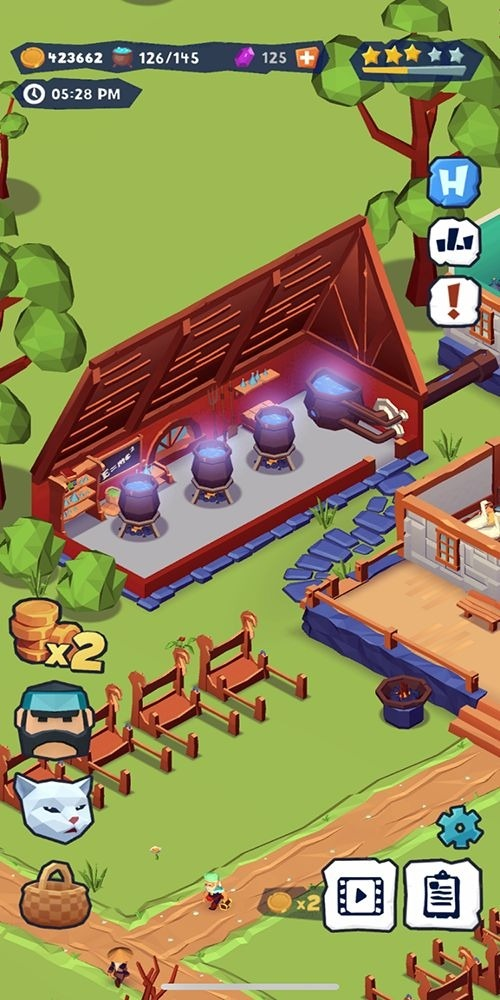 Idle Inn Tycoon Android Game Image 1