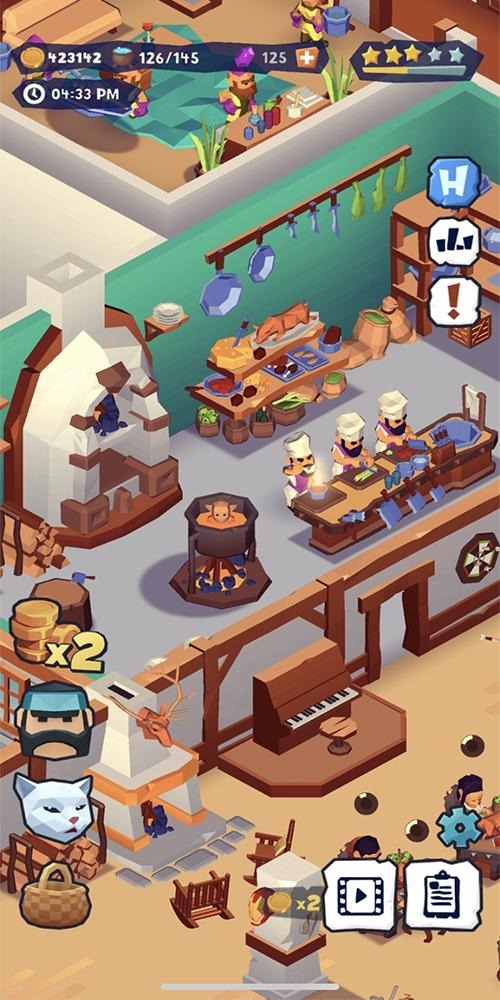 Idle Inn Tycoon Android Game Image 4