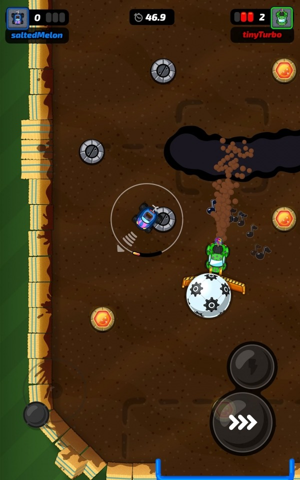 Motorball Android Game Image 2