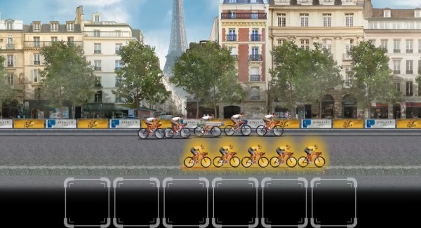 Tour De France 2020 Official Game - Sports Manager Android Game Image 1